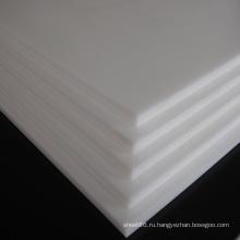 Натуральный лист ПОМ белый