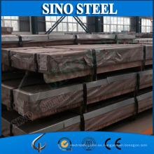 Placa de acero revestida de Gavalume del Alu-Zinc de la superficie normal 0.17mm de Az120