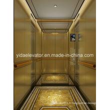 Ascenseur de passagers avec certification GOST