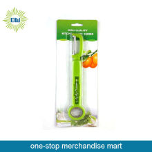 Promotion Peeler With Corkscrew and Bottle Opener