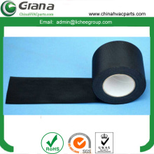 White smooth PVC tabby tape for air-conditioning