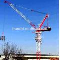 QTD80-6t luffing jib tower crane jib crane price