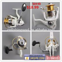 RSP103 4000 Taille Haute qualité meilleure spin spinelle d'eau douce filature bobines d'eau douce