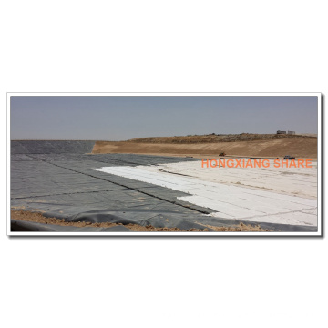 See Larger Image Polypropylene Nonwoven 600GSM Geotextile Used in Dam
