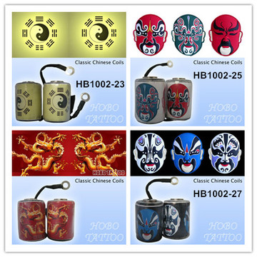 Wholesale Copper Classic Chinese Coils Tattoo Machine Coils