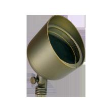 2304 Brass Wall Wash Light