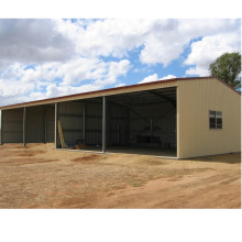China Light Metal Industrial Sheds Made in Prefab Material and Steel