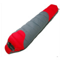 camping outdoor duck down mummy sleeping bag