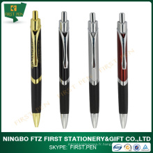 Triangle Metal Custom Logo Pen