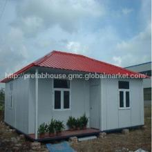 luxury modular homes with light steel frame
