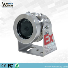 304 Stainless Steel Ledakan-Bukti CCTV Mini Camera