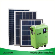 150W 200W einfache Bedienung Solar Energy System Home Power System