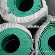 Rouleaux en plastique souple en PVC
