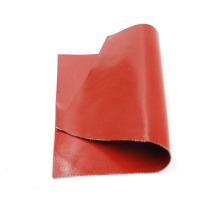 Tissu en fibre de verre de silicone antiadhésif résistant à la chaleur