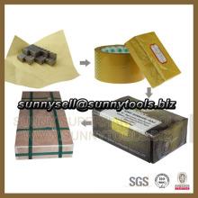 Segment de grès de segment de granit de la Chine Segment de diamant