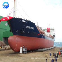 inflatable rubber balloon / marine rubber airbag / ship launching airbag wholesaler