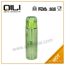 wholesale hotsale personalized BPA free platsic sport water bottle