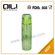 Оптовая hotsale персонализированных BPA бесплатно platsic спорта бутылки воды