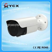 Nueva lente de 1080p CVI Cámara lente varifocal 2.8-12mm vidrio del balck con la distancia del IR de los 40m, arsenal 6pcs llevado, bala impermeable ip66