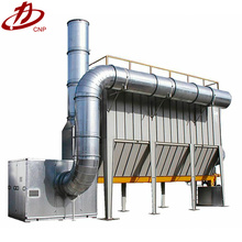 Industrial pulse jet PVC fume extraction system