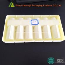Customzied стекаются термоформованные пластиковый лоток