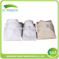 Baghouse dust collector fiter material, filter cloth