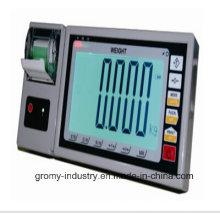 Цифровой индикатор веса с большим светодиодным экраном с функцией печати