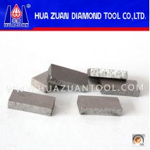 [Sintered]Diamond Segment for Cutting Granite/Sintering, High-Frequency Welding/Sandwich