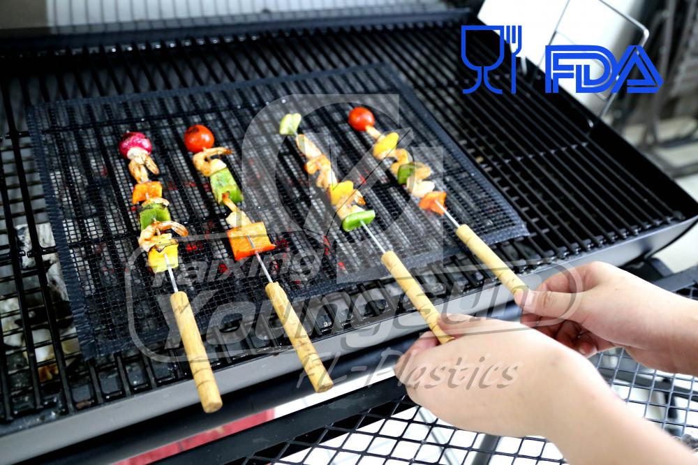 outdoor grill mat