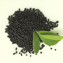 Fertilizante químico soluble en agricultura