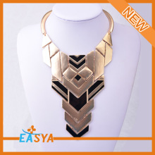 Wholesale Cheap Alloy Pendant Necklace Necktie Design For Women