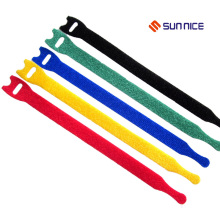 China for Double Sided Cable Tie Reusable Self-adhesive Hook and Loop Cord Covers supply to Spain Suppliers