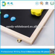 Tableau de tableau en bois magnétique