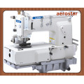Br-1412p 12 Needle Flat -Bed Double Double Chain Stitch Sewing Machine