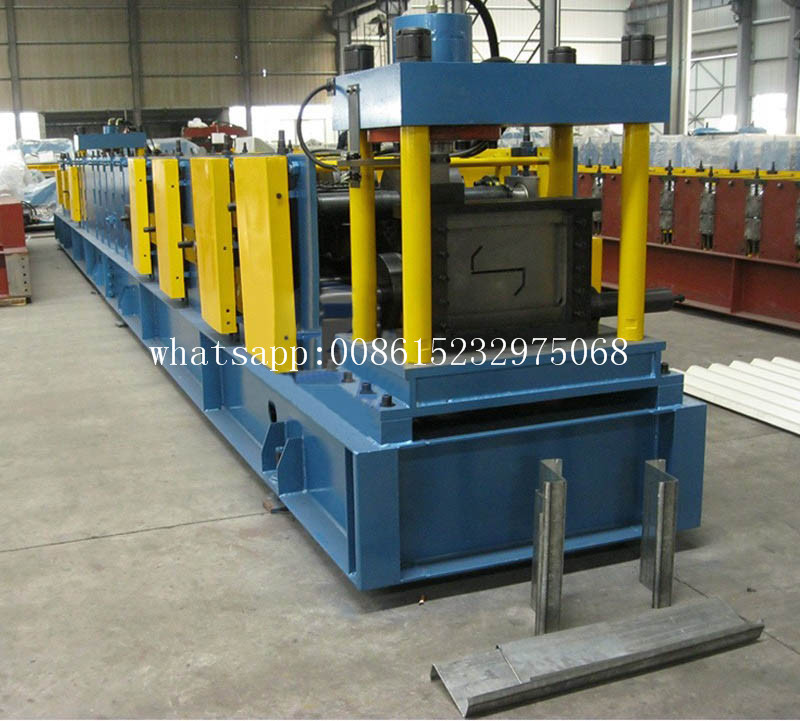Z Purlin Roll Forming Machine Best Quality