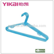2015 economic PS plastic trousers/skirt/shirt clothes hanger