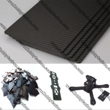 CNC Cut Carbon Fiber Board / sheet / plate