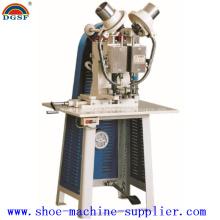 Twin-Head Eyeleting Machine BD-100