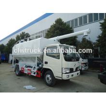 bulk feed transportation truck