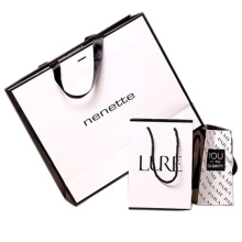 High Quality Wholesale Custom Cheap paper bag with embossed logo