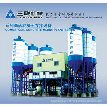 Planta de mistura de concreto HZS 60