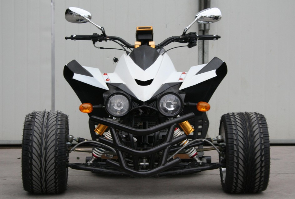 250 CC ATV EEC Approved