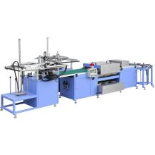 Automatic Cleaning and Burring Line