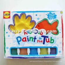 diy bath sponge