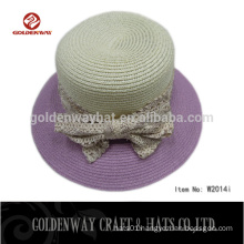 yiwu factory supplier ladies' beach straw hat