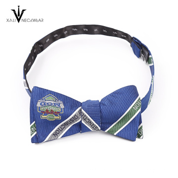 High Quality Manufacturers Polyester Butterfly Bow Tie