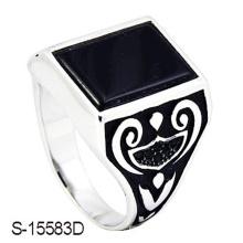 New Design 925 Sterling Silver Man Ring