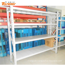 Powder coated high quality storage rack for easy installation