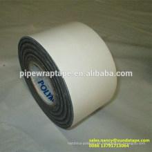 Gas / aceite / agua de acero Pipeline wrapping tape materiales de recubrimiento de tuberías
