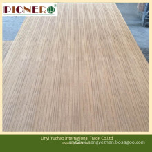 1220*2440mm Different Size Teak Plywood for Decoration and Furniture
